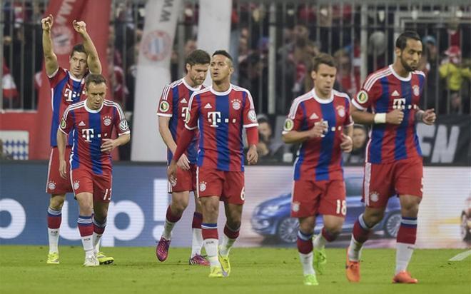 El Bayern y Adidas, juntos hasta 2030