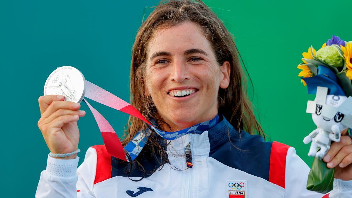 Maialen Chourraut consigue la plata en K1 y España suma su tercera medalla