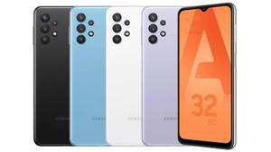 Samsung anuncia el Galaxy A32 5G, una opción económica para dar el salto al 5G