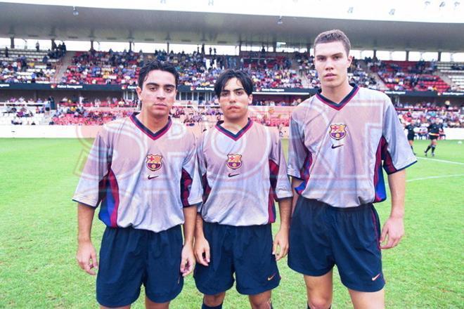 26.Xavi Hernández 1999-2000