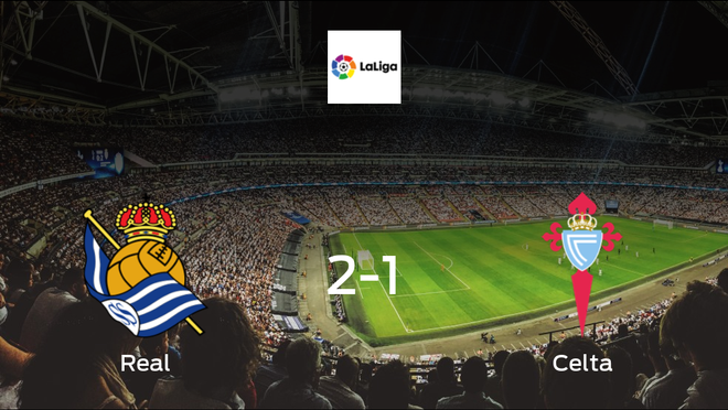 Real Sociedad earn hard-fought win over Celta Vigo