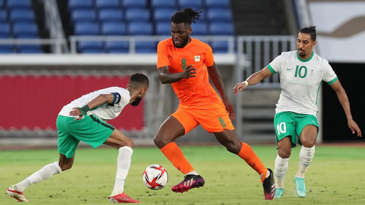 Así juega Kessié, centrocampista que interesa al Barça