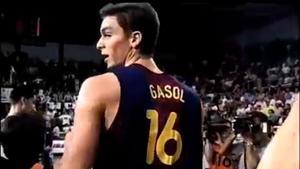 Pau Gasol, MVP de la Final 2000-01