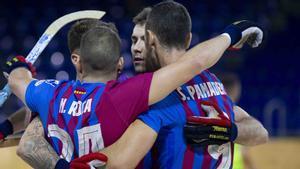 El Barça no da tregua en la OK Liga