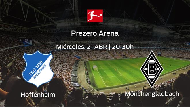 Previa del encuentro de la jornada 30: Hoffenheim - Borussia Mönchengladbach
