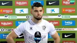Rafa Mir: Tienen a Messi, es súper determinante. Juegan con uno más
