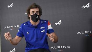 Fernando Alonso no ha perdido la ambición y apunta alto para 2022