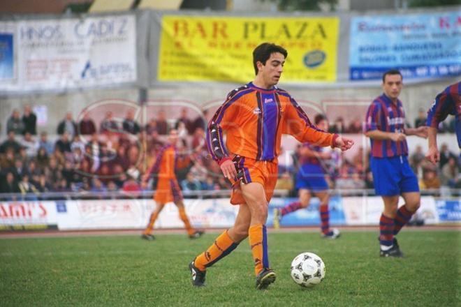 10.Xavi Hernández 1997-98