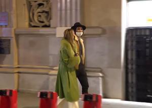 Ares Aixalà y Julieta Padrós fueron pillados por las cámaras