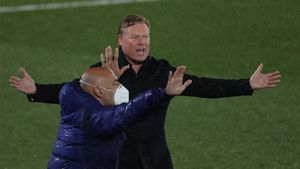 Koeman: El penalti es clarísimo, lo ha visto todo el mundo