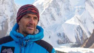 El alpinista Sergi Mingote, en una imagen de archivo