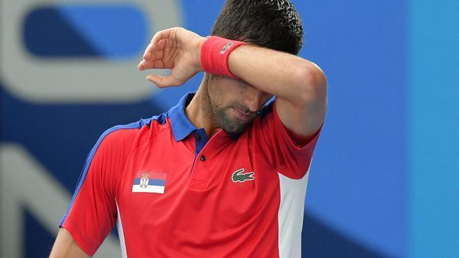 Djokovic disputará el bronce contra Pablo Carreño