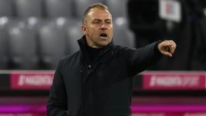 Hansi Flick tiene contrato con el Bayern de Múnich hasta 2023