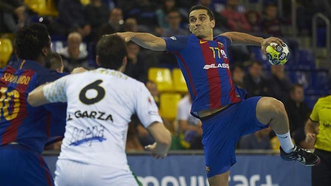 Lazarov dejará el Barça a final de temporada