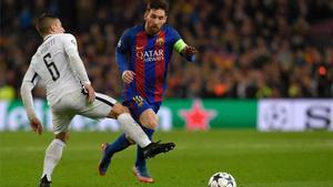 Messi, la noche del 6-1