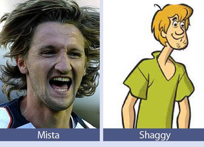 mista shaggy
