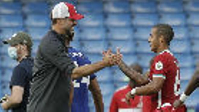Klopp: Thiago está desesperado por volver