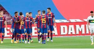 El Barça gana el Gamper dejando buenas sensaciones