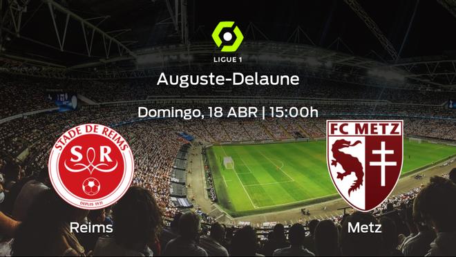 Previa del encuentro de la jornada 33: Stade de Reims contra FC Metz