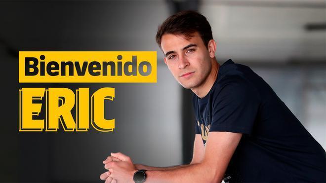 Eric Garcia: Estoy muy orgulloso de volver