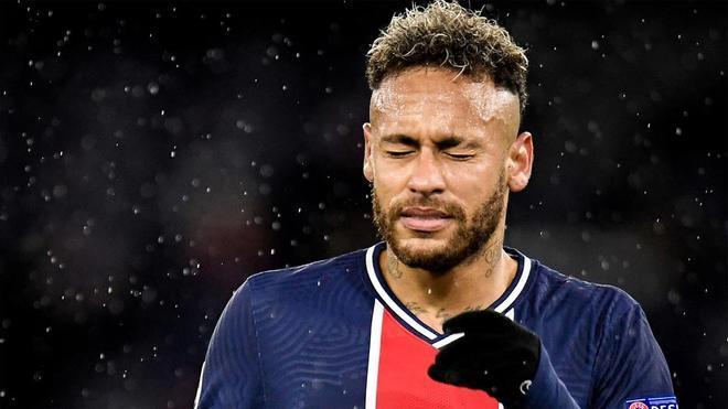 Neymar se queda en París para intentar ganar la Champions
