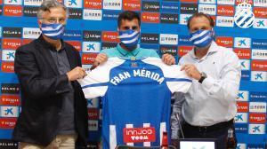 Fran Mérida: El Espanyol siempre ha sido mi primera opción