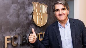 Carlos Ortega, nuevo entrenador del Barça