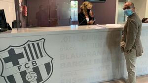 Jordi Farré presenta una moción de censura contra Bartomeu