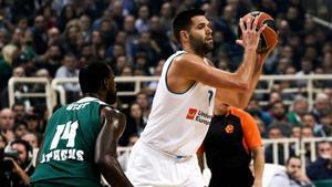 Panathinaikos y Madrid buscarán una plaza en la Final Four