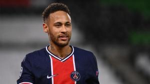 La exhibición de Neymar ante el Bayern, en números