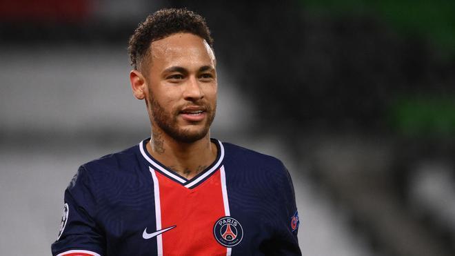 El detalle de calidad de Neymar ante el Bayern: ¡cómo arrastra la pelota!