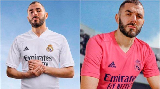 El Real Madrid desvela sus nuevas camisetas