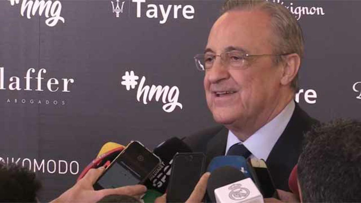 ¿Mbappé o Neymar? Así respondió Florentino