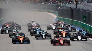 Imagen de un Gran Premio de la presente temporada