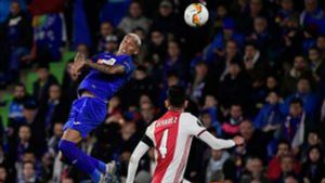 Deyverson marcó el primer gol del Getafe al Ajax