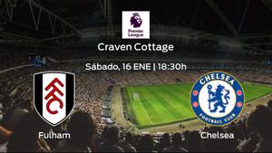 Previa del encuentro: Fulham - Chelsea