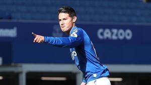El Everton debe conseguir una nueva victoria si desea mantenerse cerca del liderato de la Premier