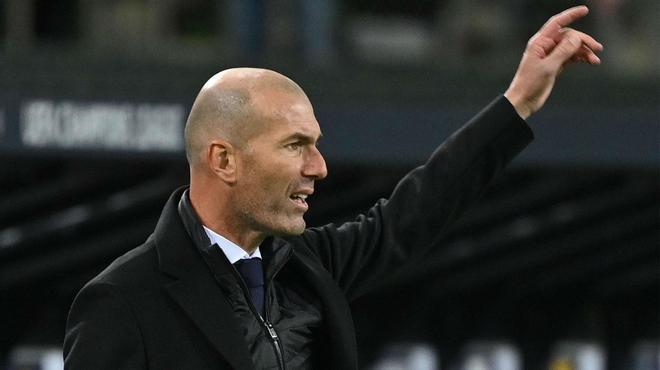 Zidane: Estoy convencido de que pasaremos a la siguiente fase