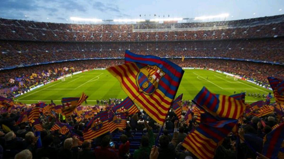 El público volverá al Camp Nou al inicio de la Liga 2021-22