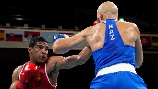 Enmanuel Reyes se reta con De la Cruz en cuartos de final de boxeo de los Juegos Olímpicos de Tokio 2020