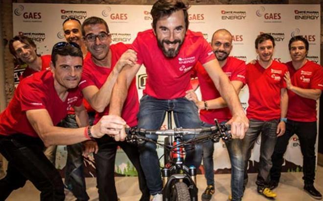 Equipo Imparables para la BC Bike Race 2015