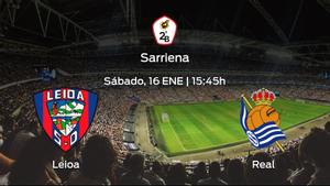 Previa del encuentro de la jornada 12: Leioa contra Real Sociedad B