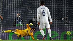 ¿Hazard o Kroos? Da igual: El gol con el que el Madrid rascó un punto