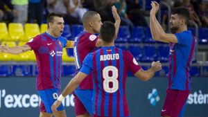 El Barça logró su primera victoria liguera