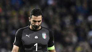 Buffon se juega su sexta participación en un Mundial