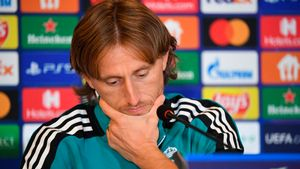 Modric: No veo sentido a un Mundial cada dos años