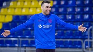 Sergio Lozano regresa este sábado una vez superada su lesión