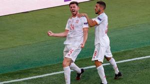 Laporte: Estar con la selección es un sueño, meter un gol aún más