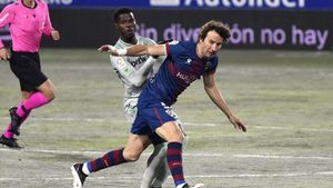 Incluso logrando una victoria, el Huesca permanecerá dentro de la zona de descenso