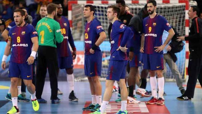 El Barceloan Lassa ya conoce su rival en la Copa del Rey de balonmano